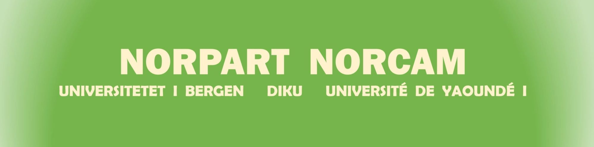 NORPART NORCAM – Exchange